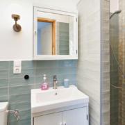 Szoba 2 fürdőszoba. Istenhegyi Vendégház, Rátka